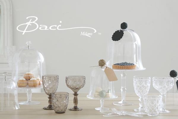 Baci Milanoのキッチン雑貨とキャンドルが入荷♪
