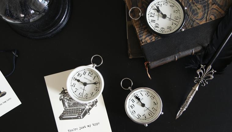 イギリスNEW GATEの時計が入荷♪