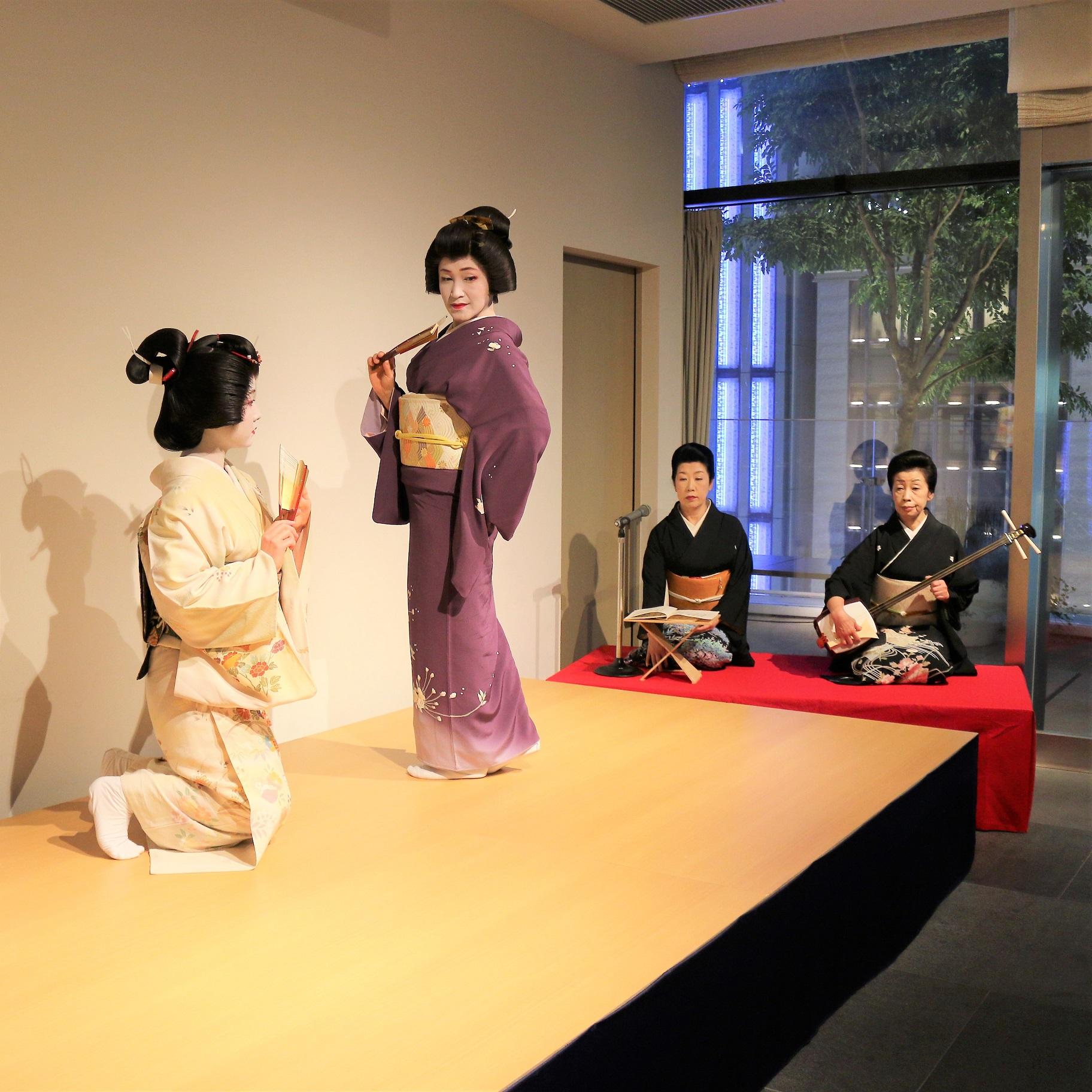 金沢芸妓和の響き ~水無月の宴~