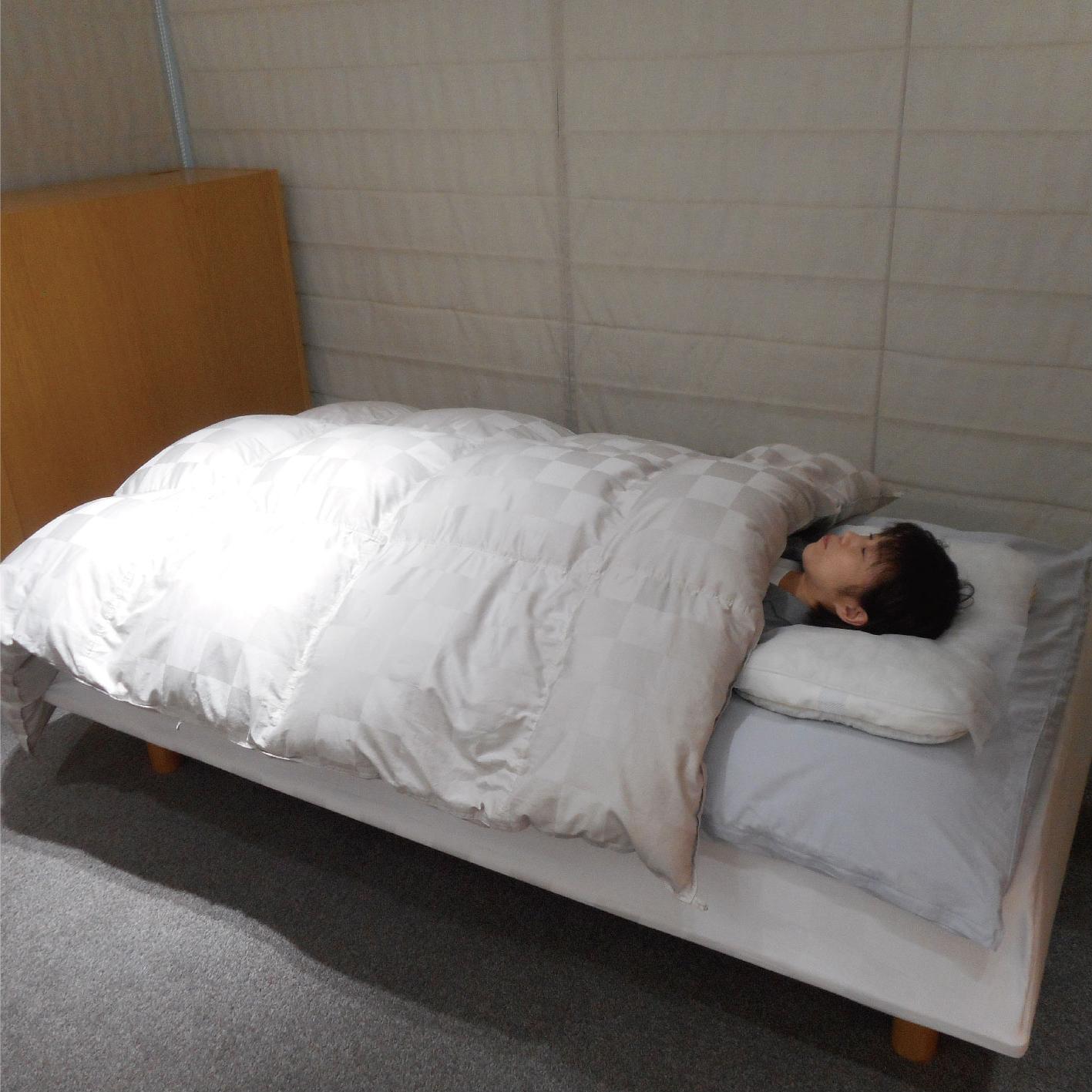 上質睡眠専門店の無料お昼寝体験!