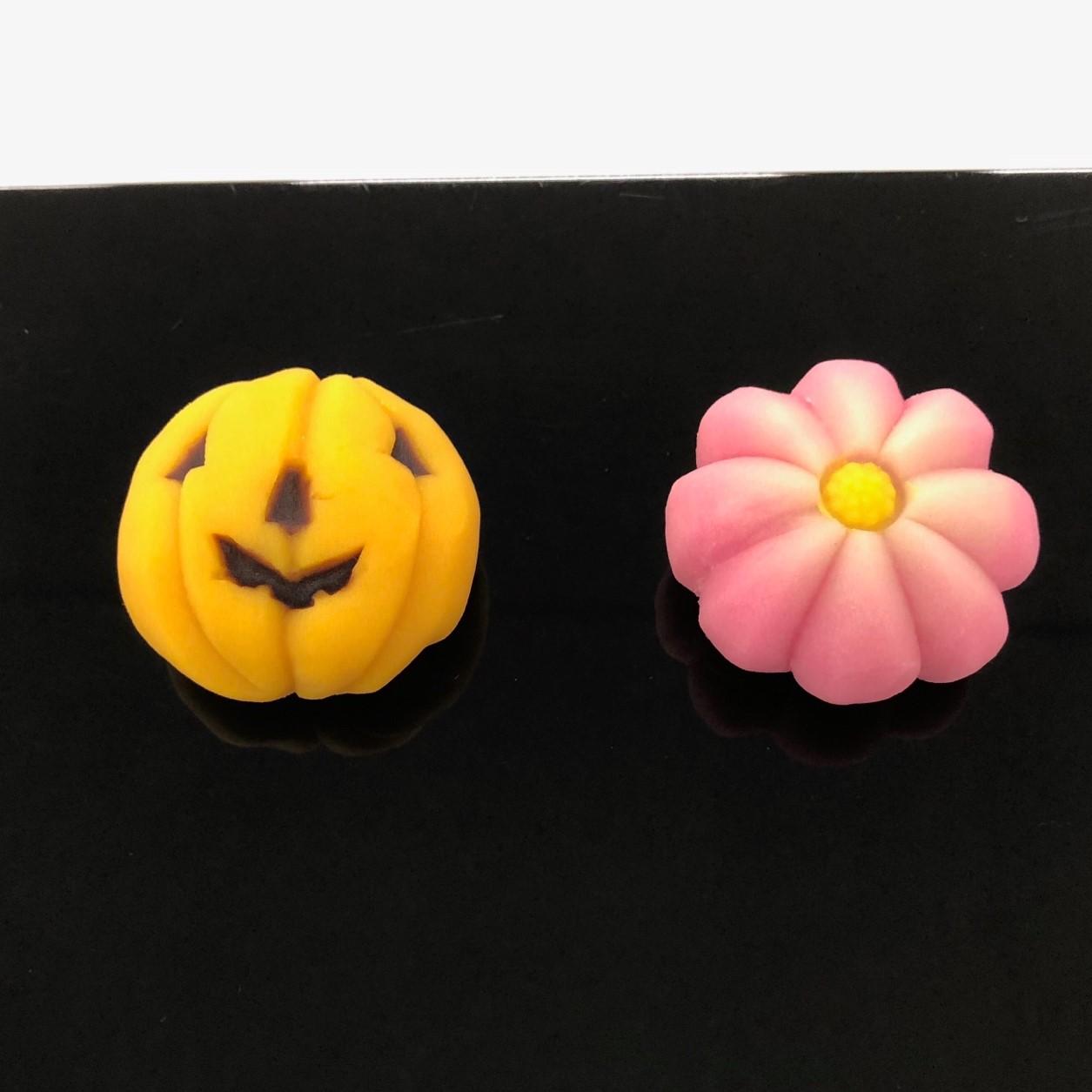 ワークショップ  ーハロウィン和菓子作りー